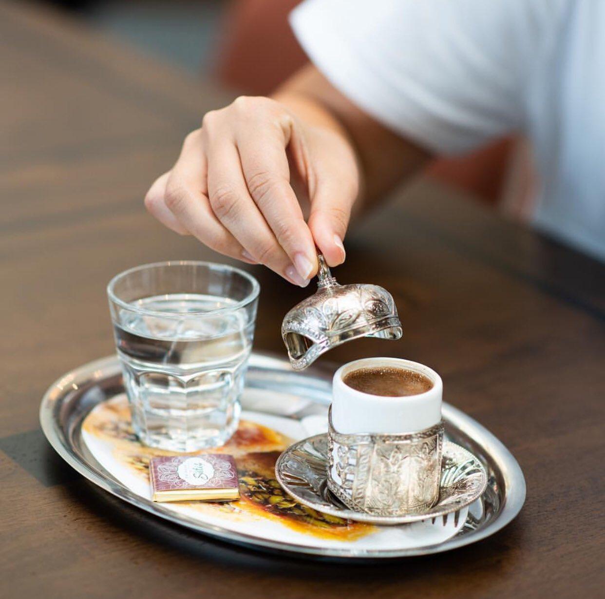 кофе эспрессо как пить с водой