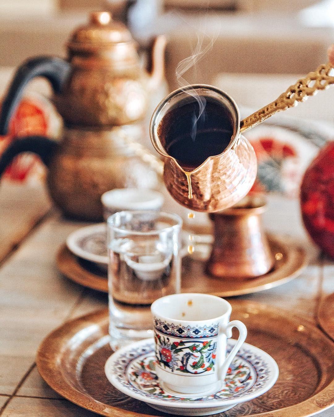 как правильно пить кофе с водой