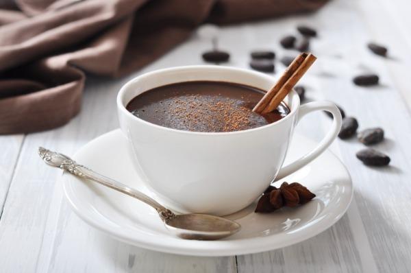 какао после кофе
