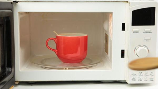 варка кофе в МВ-печи
